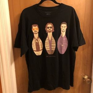 The Big Lebowski bowling shirt